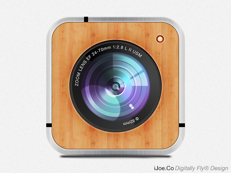 Camera App Icon Pack Vol 1 by Joseph Collins - Dribbble