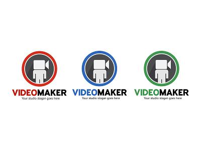 Video Maker Logo   Branding branding design logotype artwork art minimalist logo minimal design branding brand identity brand design brand logodesign logo mark logo design logos logo