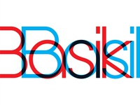 Basik. Typeface by Superfried.