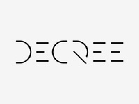 Decree – work in progress
