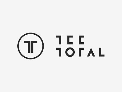 Unused Logo 3 minimal music experimental type logo tee total superfried