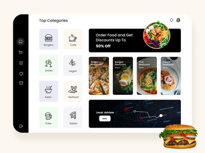 Food Dashboard grocery app app ui sign in page grocery sign in page dailyui app design app