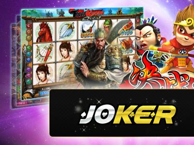 Joker Slot Casino | Dribbble