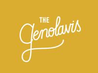 The Genolavis Logo