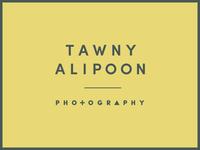 Tawny Alipoon Photography Logo