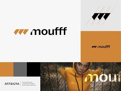 moufff branding logo-design brand symbol mark logo icon design art artsigma moufff