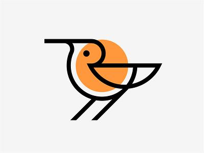 BIRD logo-design logotipo fly animal ux branding ui illustration symbol mark icon design art artsigma logo bird