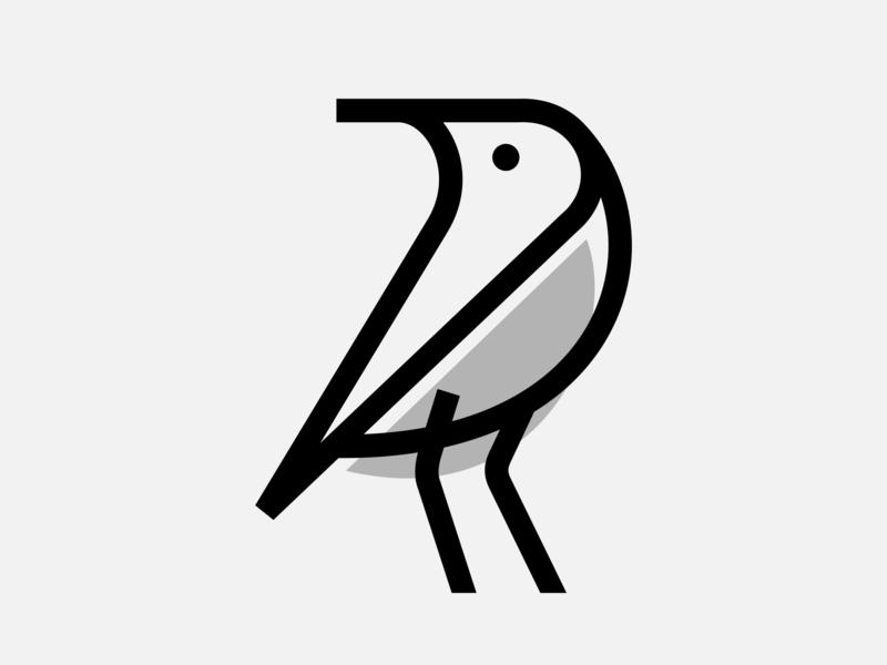 Bird animal logo-design logotipo artsigma design art bird logo design bird