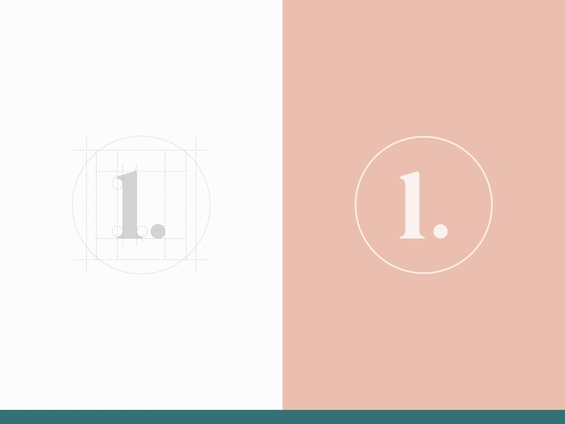 Ludily - Isotype behancereviews behance project behance branding typography project interior design icon design sign lettering process mark logo identity vector grid geometry architecture