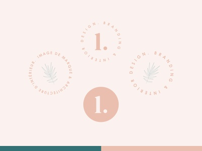 Ludily - Colors / Isotype typography project behance project behance interior design architecture lettering process mark logo identity vector grid geometry design colors branding