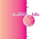 Hey there dribbble!