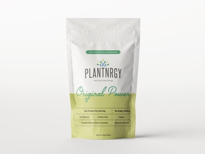 Superfood Mix - Label Design - Unused Concept typography food and drink design cpg branding logo