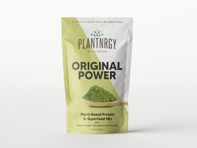 Superfood Mix - Label Design - Unused Concept protien superfoodmix smoothie typography food and drink cpg design branding logo
