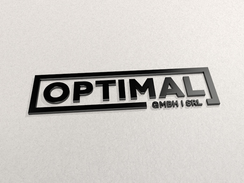 Optimal Logo By Vinschgau Design Dribbble Dribbble