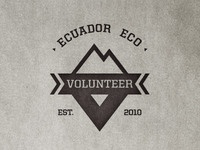 Ecuador Eco Volunteer Logo