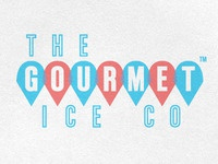 The Gourmet Ice Co Logo