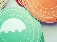 Digz Stickers