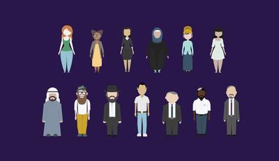 Minimalistic Character Set