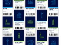 Seattle Landmark Tickets