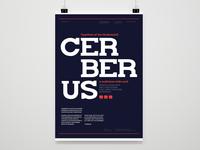 Cerberus - A Malicious Slab-serif