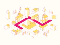 Dubhacks - Launch Illustration 03