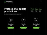 Professional sport prediction