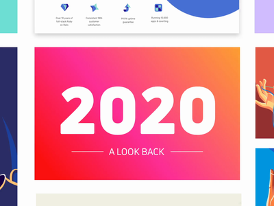 Relook 2020 bangalore motion design india mobile app editorial illustration mural uxui visual language branding startups projects relook 2020