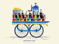 Thela 02 - Ice gola cart