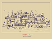 Varanasi - Benaras