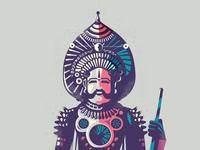 Yakshagana - folklore 01
