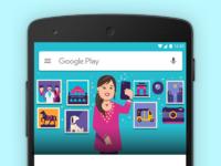 Dribbble google playstore4