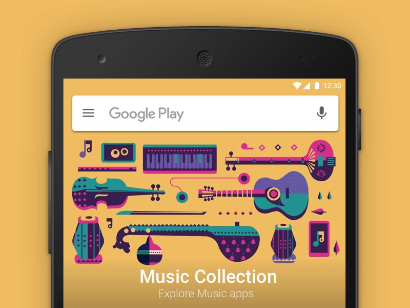Dribbble google playstore1