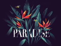 Paradise - Prints