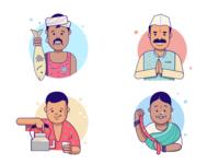 Character set 2