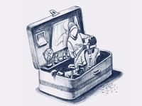 Dribbble box04 sketch