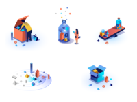Dribbble smart icons