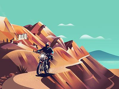 India stories - Leh, Ladakh solo motorcycle stories ladakh leh india stories india landscape mountains road trip bike trip ride