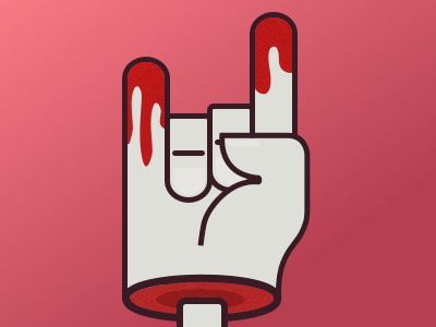 Do you need a hand? by Syeef on Dribbble