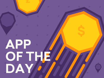 App of the Day pound dollar coin money money transfer send money worldremit featured app store meteor coins finance app of the day apple