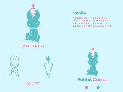 Carrot Rabbit Logo Design agriculture logo minimalist logo company logo rabbit logo carrot logo logotype logosai logos logo animal logo abstract logo brand identity logo design brand design modern logo logodesign gradient logo colorful logo branding