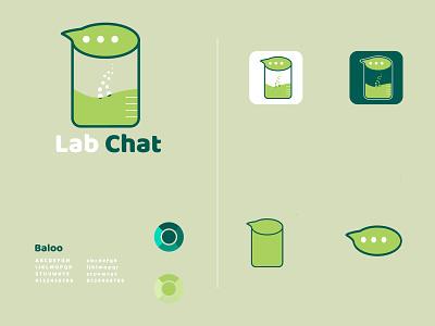 Lab Chat Logo Design logos logo message logo scientific logo medical logo chat logo lab logo unique logo creative logo company logo logotype brand identity abstract logo brand design logo design modern logo logodesign gradient logo colorful logo branding