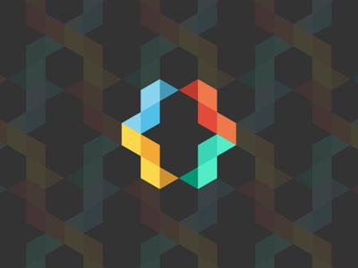 Notsoda branding modern flat business cards stationery icon set colorful brackets web development web design