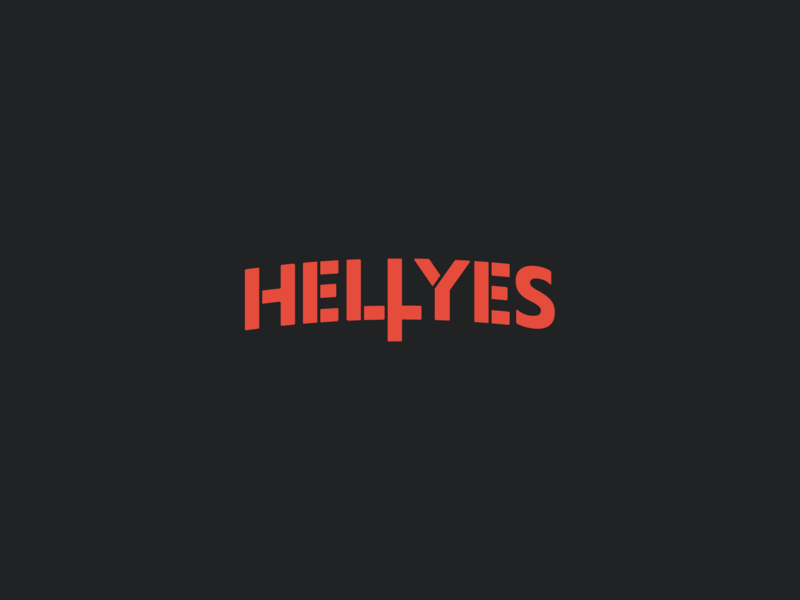 Hell Yes funny humor hell upside down t-shirt crucifix cross hell yes alkaline trio wordmark