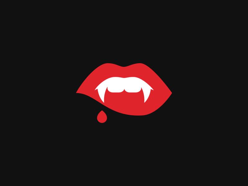 Sweet Sexy Succulent Sanguisuge shirt fangs dark sexy goth blood drop blood teeth lips vampire