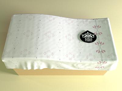 Fabric, No. 04, Light fabric pattern textile fabric fabric design