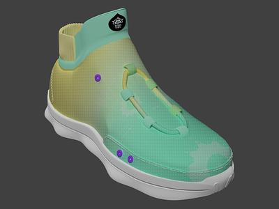 Shoe shoes fabric design product