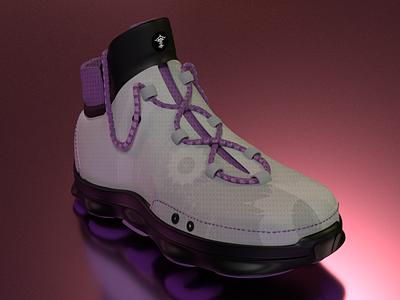 NSH Winter Shoe shoe product design