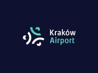 Krakow Airport - Concept Logo