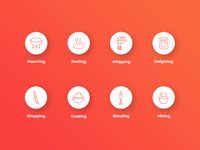 Thermomaster Icon Set
