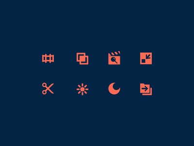 Runner App Iconography